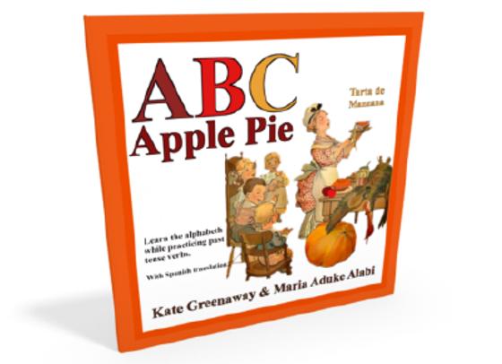 """PDF Libro infantil """"ABC Apple Pie"""" de Maria Aduke Alabi"""