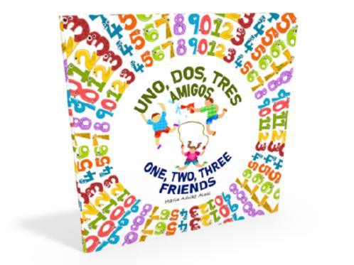 "PDF ""Uno, Dos, Tres Amigos- One, Two, Three Friends"" by Maria Aduke Alabi"