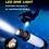 Thumbnail: LED 30M DIVING LIGHT 3W USB RECHARGEABLE