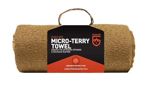MT MICROTERRY TOWEL LG 30X50