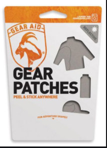 GEAR AID PATCHES REFLECTIVE