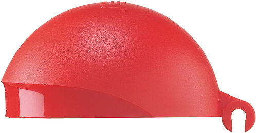 ABT Dust Cap Red SKU 8087.40