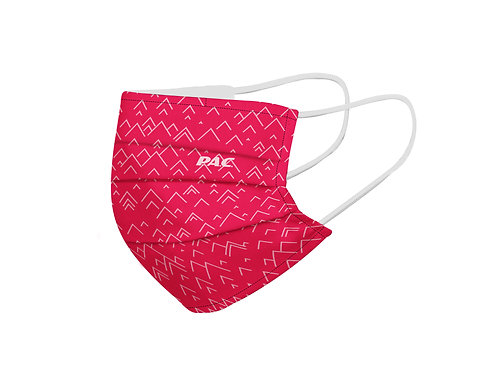 PAC COMMUNITY MASK 3 LAYER + FILTER CASE BIGAD PINK