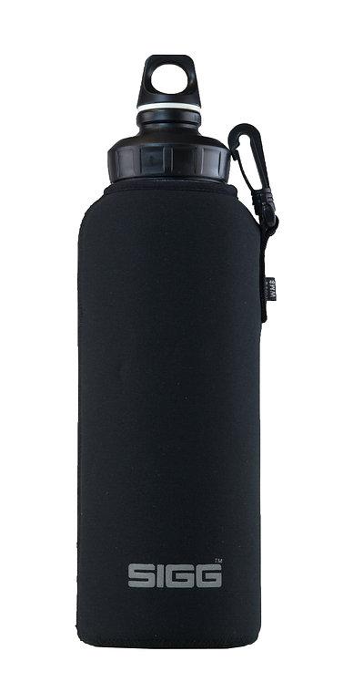 NEOPRENE POUCH WMB BLACK 1.5L
