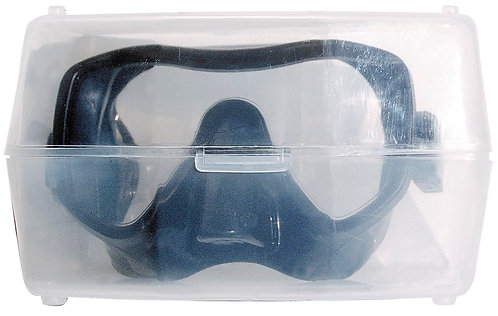 PLASTIC BOX FOR MASKS