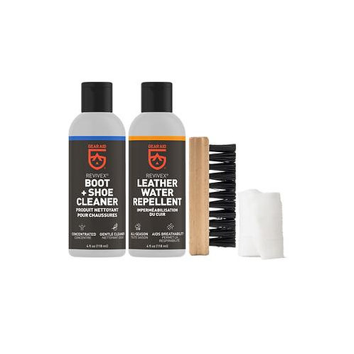 REVIVEX BOOT CARE KIT LEATHER