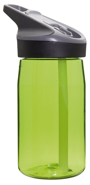 LAKEN TRITAN BOTTLE 0.45 LIGHT GREEN JANNU CAP