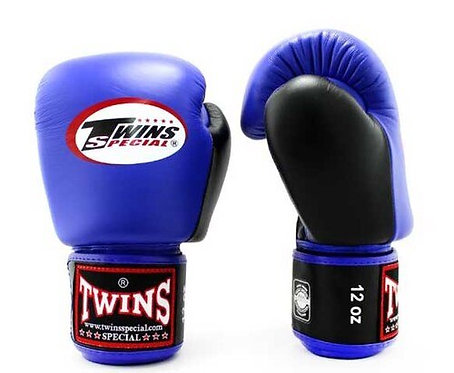 TWINS GLOVES AIR VELCRO- REAL LEATHER 12 OZ