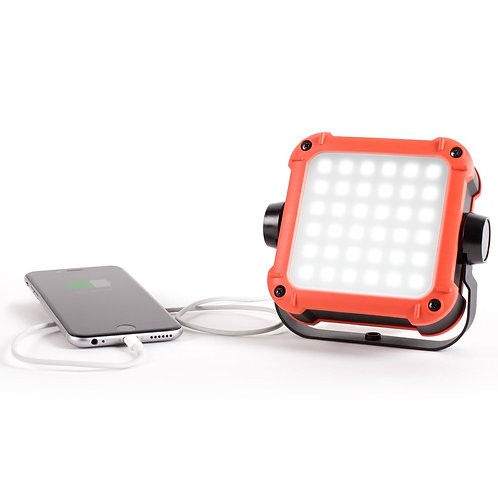 FLUX LED LIGHT & POWERBANK