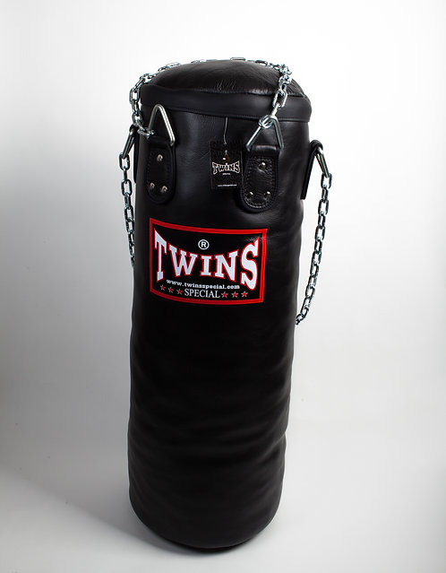 TWINS PUNCHING BAG HBFL1 100% LEATHER S/25 X 80CM, 30KG