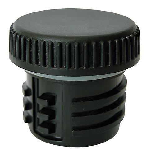 BLACK SCREW CAP FOR BASIC STEEL BOTTLE
