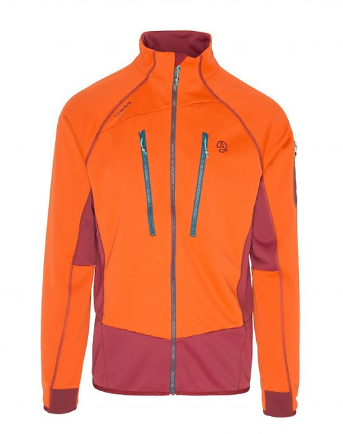 CHAQUETA KADEN JACKET M ORANGE RED