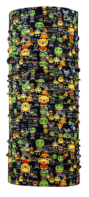 PAC UV PROTECTOR + KIDS MONSTERS MIX