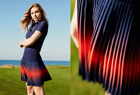 COLMAR WOMEN'S SKIRT WITH NUANCED PLEATING CODE.8992