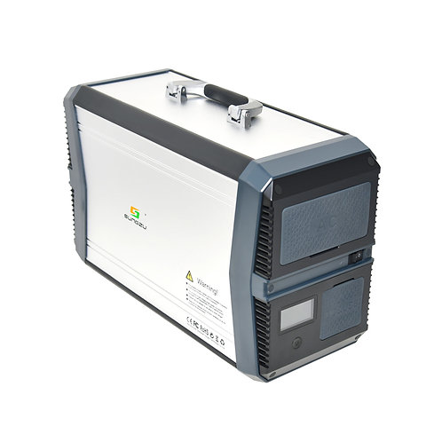PORTABLE POWER STATION SKA300 220V/50HZ WITH UK VERSION AC ADAPTOR