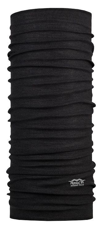 PAC MERINO TECH TOTAL BLACK
