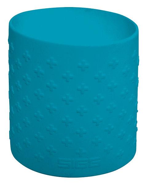SIGG Hot & Cold Glass WMB Grip Aqua SKU 8556.10