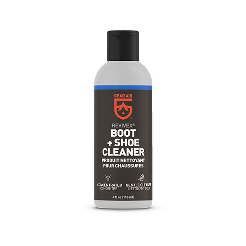 REVIVEX BOOT+SHOE CLEANER 4OZ