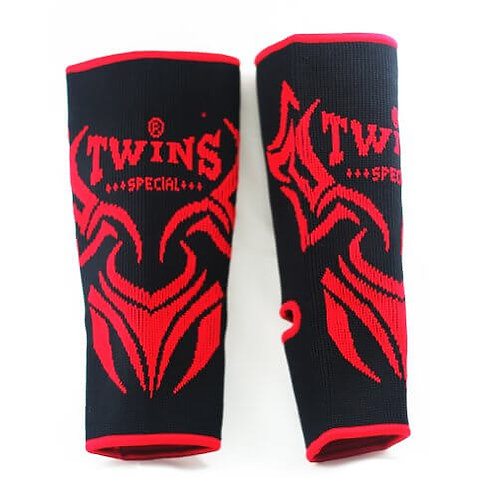 ANKLE GUARDS WITH PRINT