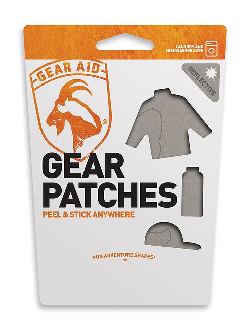 GA GEAR PATCHES  REFLECTIVE