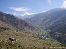 Junbesi and Numbur Himal