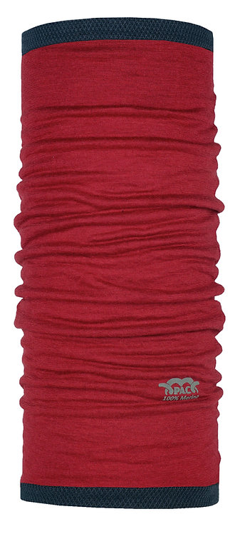 PAC MERINO CELL WOOL PRO+ RED