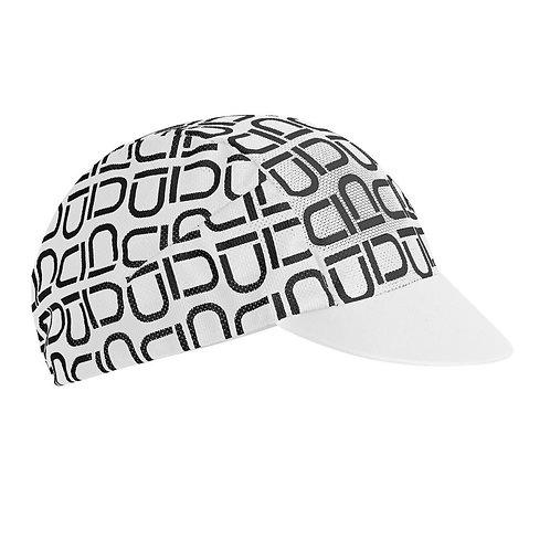 DOTOUT AERO LIGHT CAP WHITE BLACK ONE