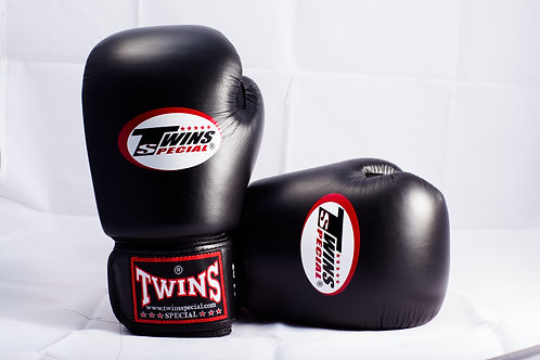 TWINS GLOVES REAL LEATHER 14OZ