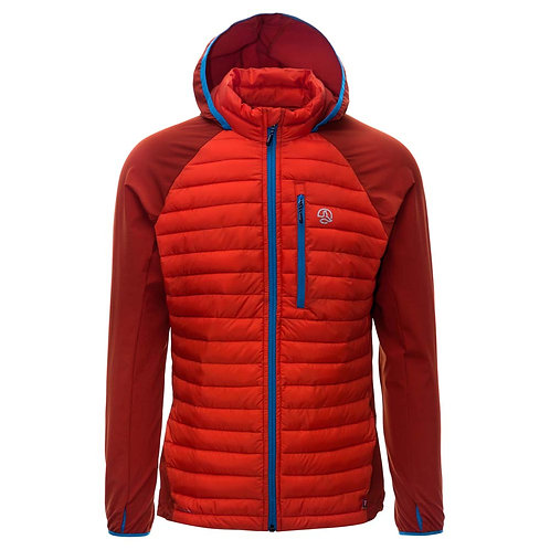 CHAQUETA ALTITOY JACKET M ORANGE RED DARK ORANGE RED