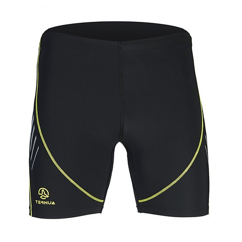 TERRA SHORT BLACK WHALES GREY