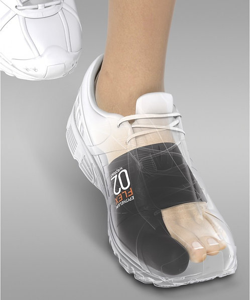 FLEXIBLE BUNION BRACE FLEX 02 SIZE
