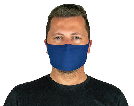 PAC MOUTH NOSE MASK NAVY