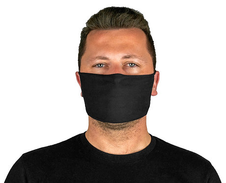 PAC MOUTH NOSE MASK BLACK