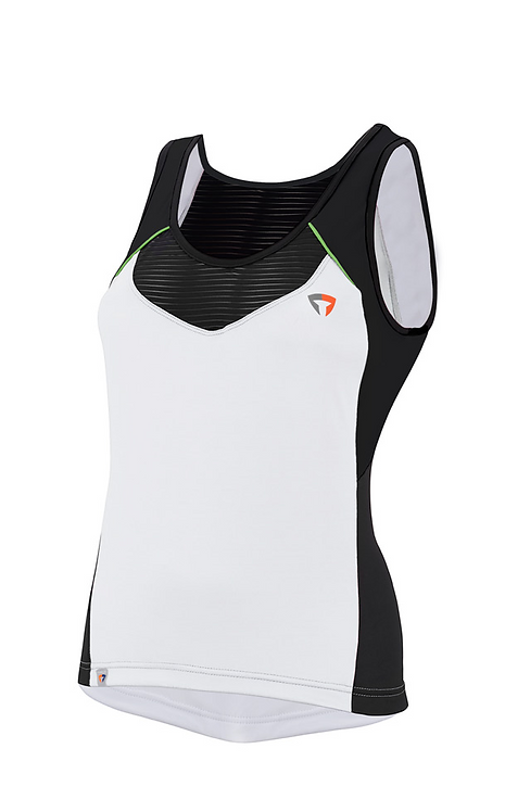 KRONO INFRAROSSO TOP LADY WHITE BLACK LIME