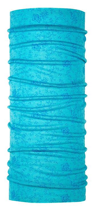 PAC MERINO WOOL PRINA BLUE