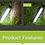 Thumbnail: LED WATERPROOF LIGHT 3.5W POWERBANK USB RECHARGEABLE