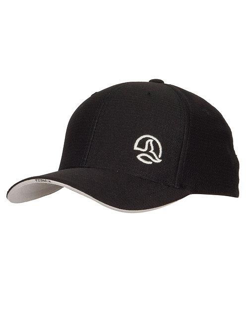VISERA GLIN CAP BLACK SILVER