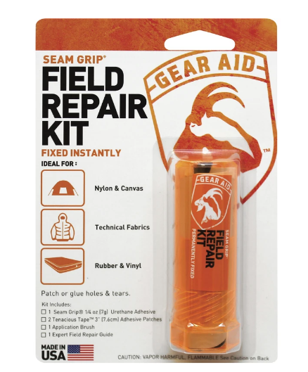 SEAM GRIP WP REPAIR KIT 0.25OZ