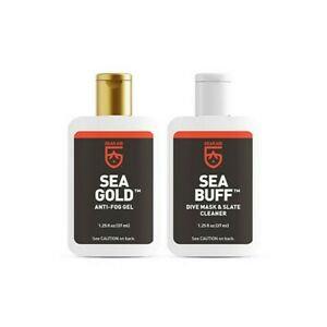 SEA GOLD GEL+BUFF COMBO KIT