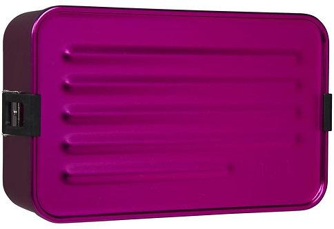 ALU BOX MAXI METALLIC PURPLE L 228X145X77 MM