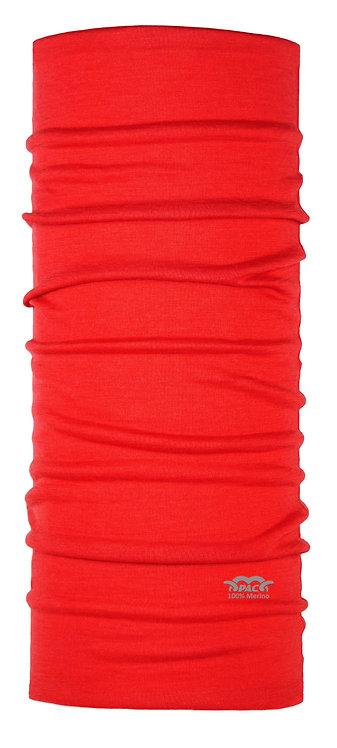 PAC MERINO WOOL RED
