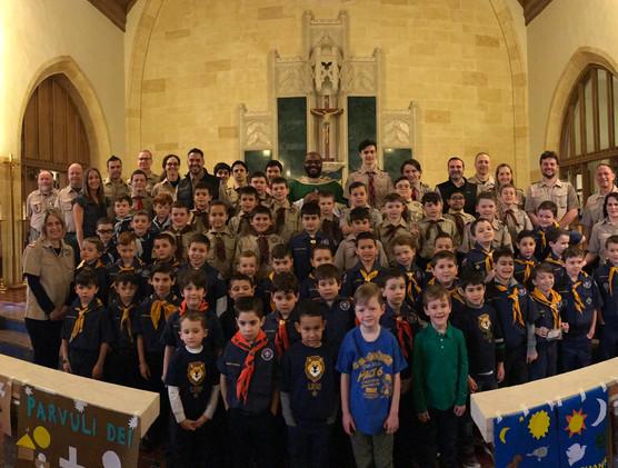 Scout Sunday 2019
