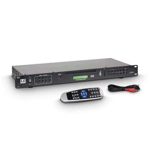 CDMP 1 Lecteur CD Multimedia LD SYSTEMS