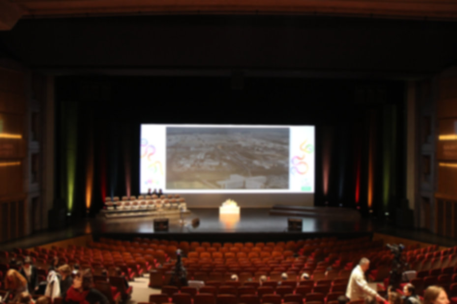 Plénière conférence Saint Quentin en Yvelines