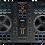 PLATINE 2 VOIES DENON DJ MC4000 HAUT