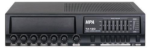 HPA TA 120 AMPLIFICATEUR 100V