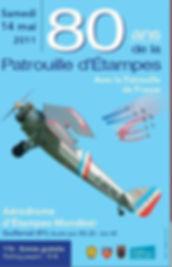 80 Ans de la Patrouille de France