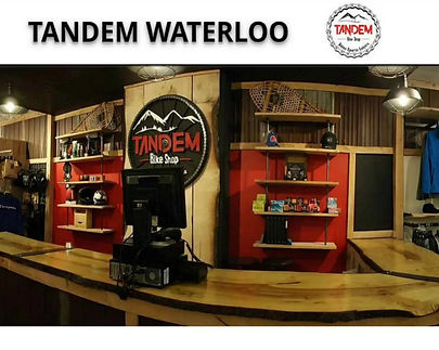 Tandem Waterloo Vente 50%