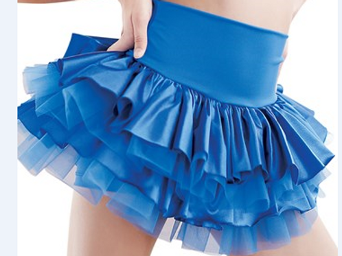 Blue Layer Skirt