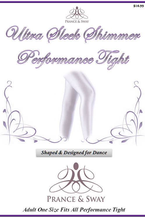 Ultra Sleek Shimmer Performance Tight